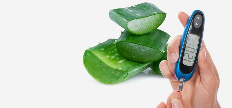 7 grunde til at bruge aloe vera til behandling af diabetes