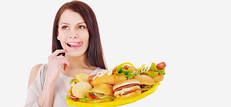 Top 10 grunde til, at du bør stoppe med at spise