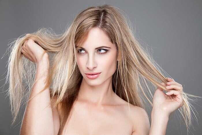 8 dôvodov, prečo vaše vlasy prestane rásť
