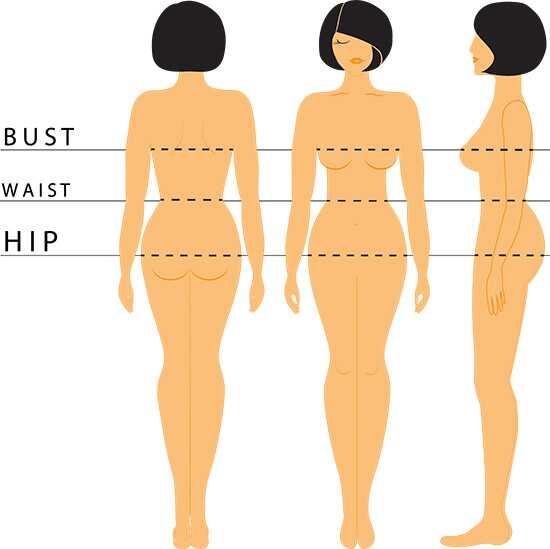 Hvordan man klæder sig efter din kropstype