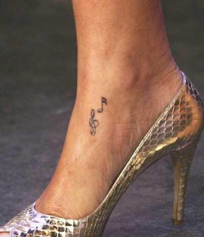 10 Sexy Rihanna tetovanie a ich významy