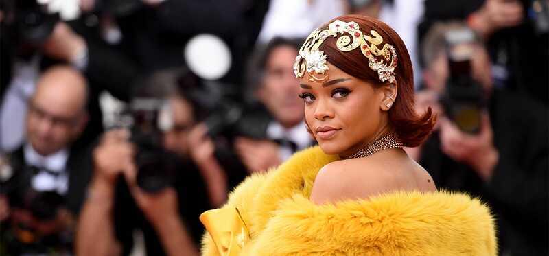 Rihanna je krása, make-up a fitness tajomstvo Odhalenie