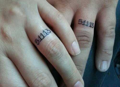 Top 10 Ring tattoo designs