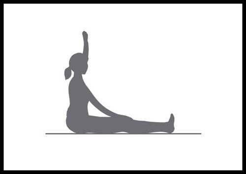 8 lano joga Asanas by ste mali skúsiť