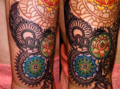 10 najlepších dizajnov Sanskrit tetovanie