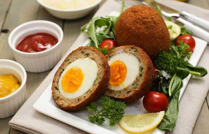 15 Recept lahodných škótskych vajec Musíte sa pokúsiť