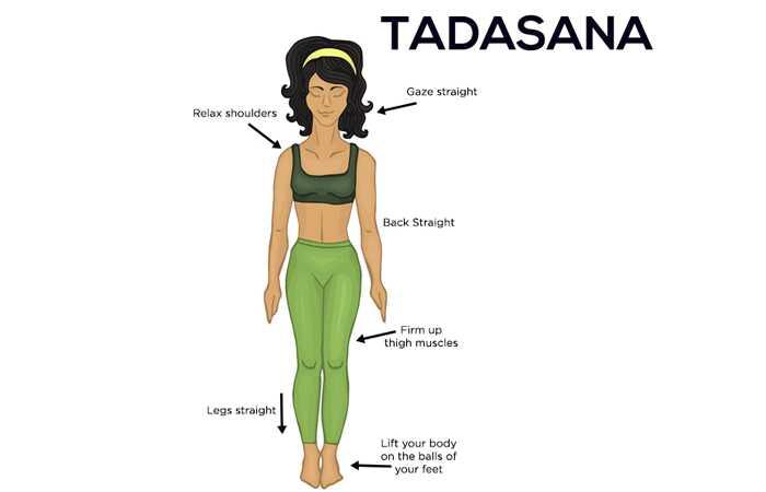 Hvordan man laver Tadasana og Hvad er dens fordele