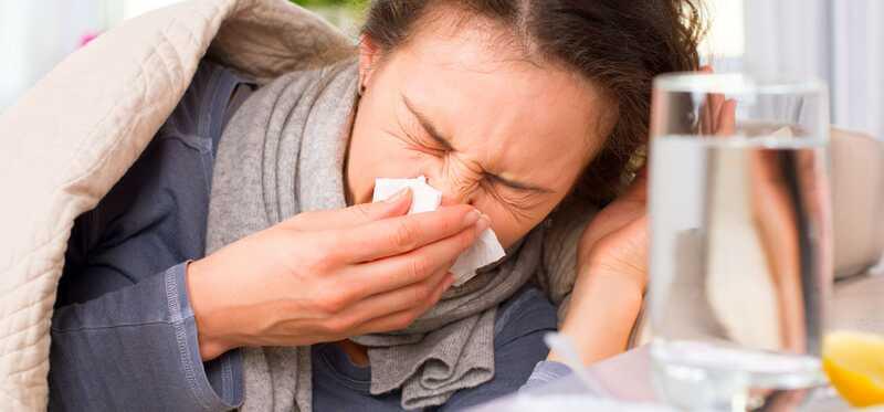 Sezonālās slimības un piesardzības pasākumi