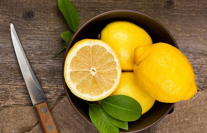 10 závažných vedľajších účinkov citrónov