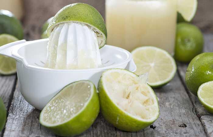 7 závažných vedľajších účinkov Lime Juice