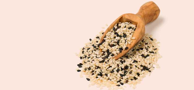 10 závažných vedľajších účinkov sezamových semien