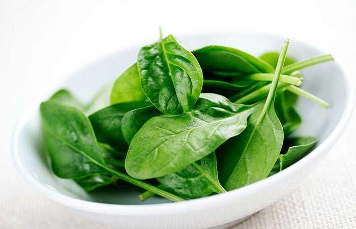 10 alvorlige bivirkninger af spinat