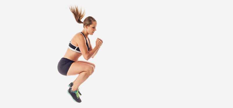 4 úžasné výhody Tuck Jumps Workout na vašom tele