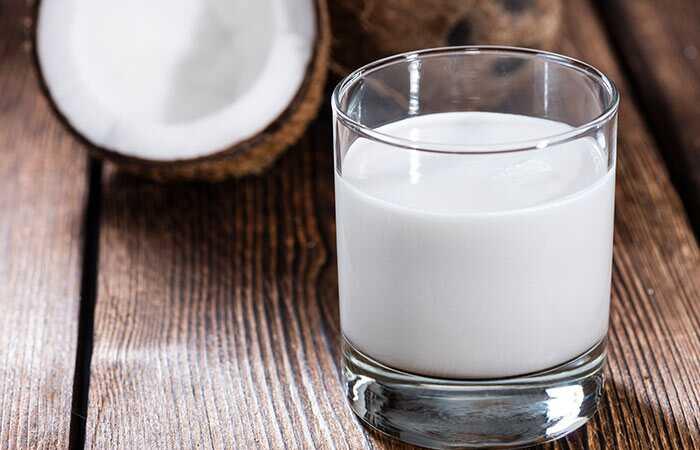 Els 10 efectes secundaris de la llet de coco