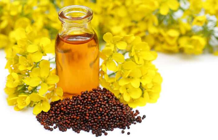 Top 10 bijwerkingen van mosterdolie