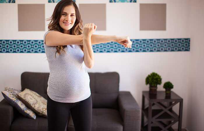15 Cvičenie pri bežnom podaní - 1., 2. a 3. trimester