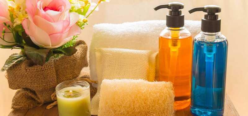 3 paprasti namų kūno plovimo receptai