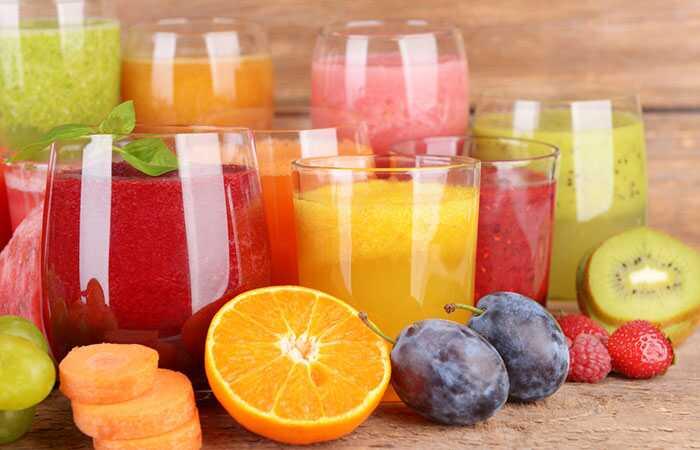 5 bedste juice til behandling af forstoppelse