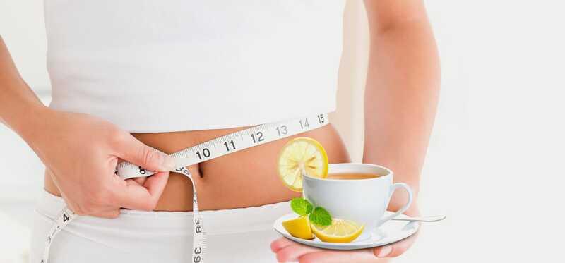 3 enkle citron te opskrifter til vægttab