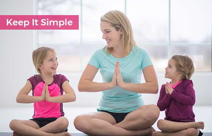 7 jednoduchých meditačných techník pre deti
