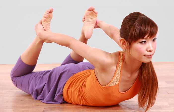 5 yksinkertaista Split Stretches aloittelijoille