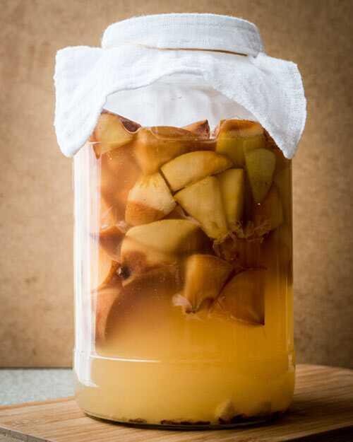 Ako urobiť Apple jablčný citel doma