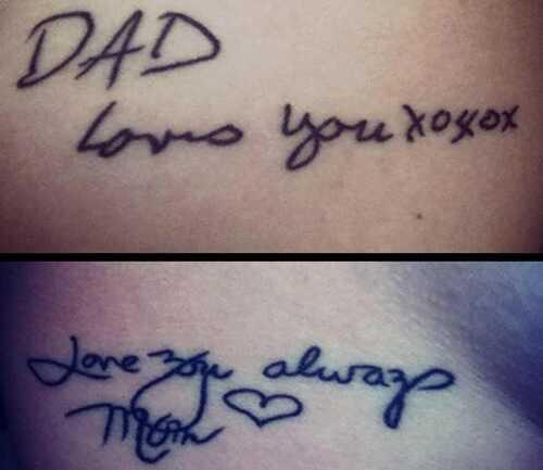 Top 10 enkle tatoveringsdesigner