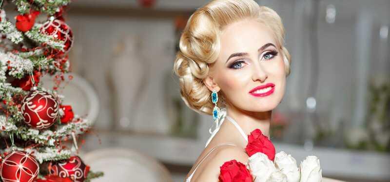 7 jednoduchých tipov, ako urobiť Rockabilly makeup