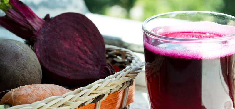 2 enkle måder at forberede rødbeder juice til vægttab