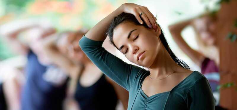 6 eenvoudige manieren om zich te ontdoen van nekvet