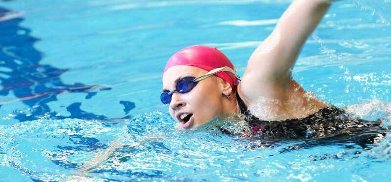 3 proste sposoby zwiększania wytrzymałości pływania