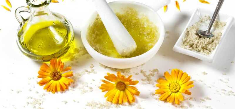 4 maneres senzilles de fer la crema d'oli d'oliva amb crema hidratant