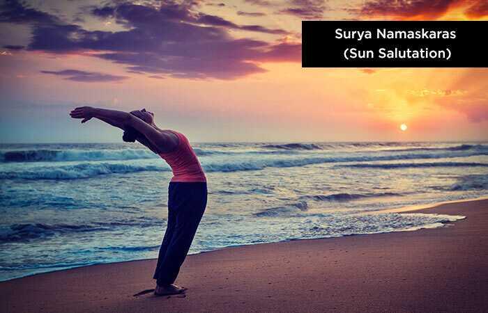 7 enkle Yoga Asanas, der vil hjælpe med at øge din højde