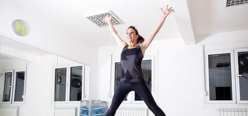 5 úžasných účinkov cvičení na skákanie na svojom tele