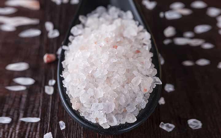 Top 10 potravín bohatých na sodík by ste mali zahrnúť do stravy