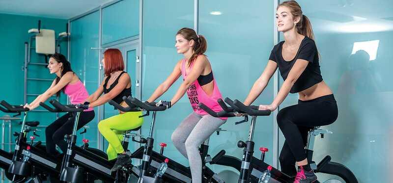 Top 10 fordele ved Spinning øvelser