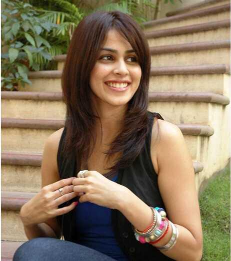 Star Alert: Genelia D'Souza 's skønhed Mantra