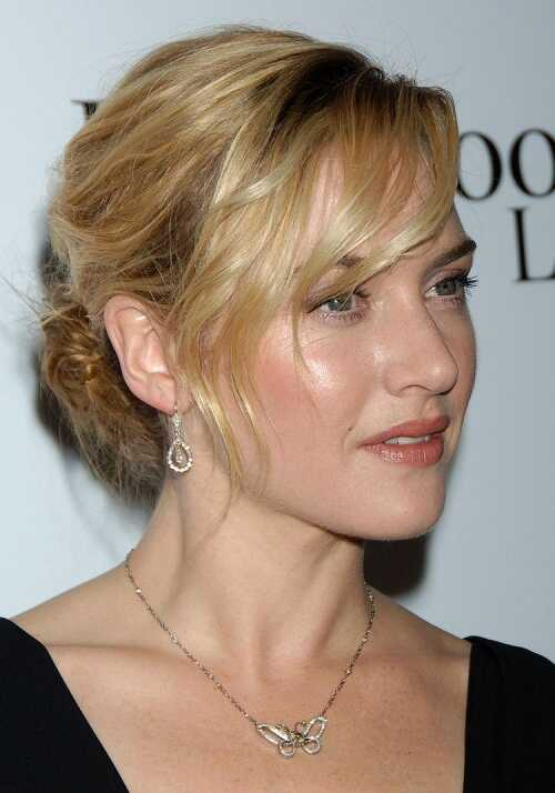 Star tajomstvo krásy: Kate Winslet