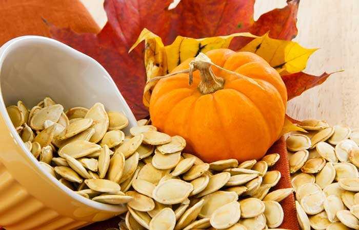 9 podivných vedľajších účinkov tekvicových semien