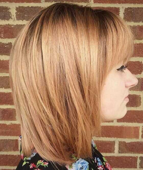 30 Idees de color de cabell rosat de maduixa