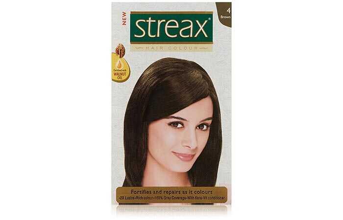 Streax hår Farver til rådighed