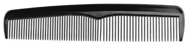 Stylové vlasy s hrebeňmi
