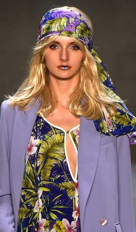 10 stijlvolle haar sjaal kapsels om u te inspireren