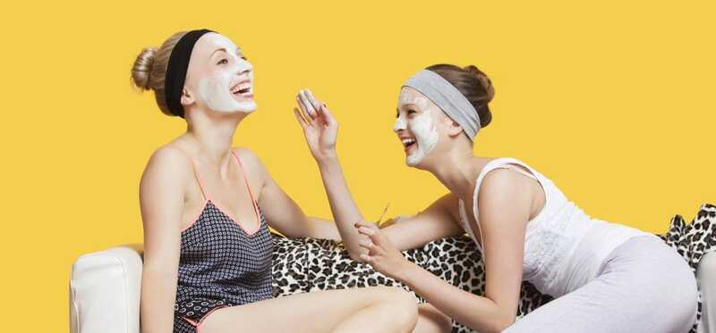 5 úžasných obalov na tvár pre suchú pokožku Počas Summers
