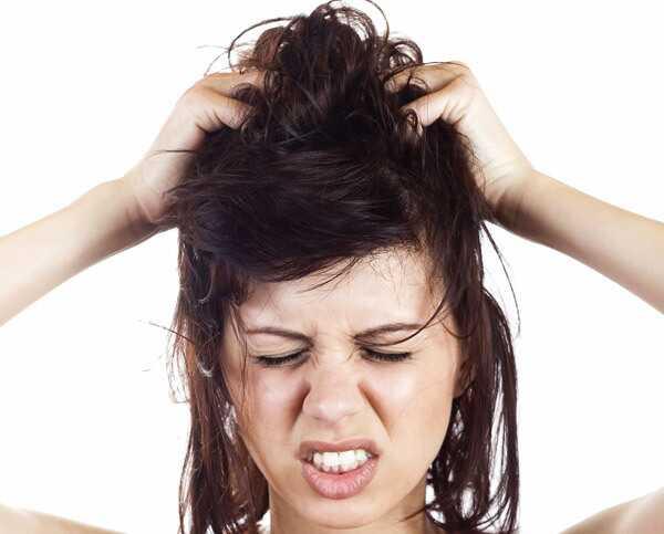 Les 5 principaux symptômes des pellicules
