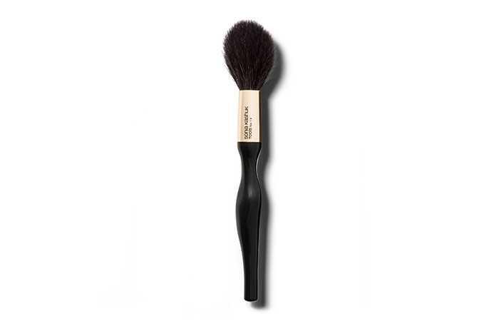 Sådan rengøres og plejes af makeup børster