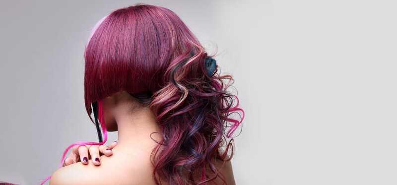 Временният цвят на косата - какво е това, как действа, ползите и недостатъците?