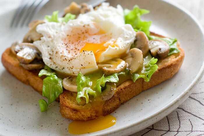 10 lákavých receptov na vajcia na večeru