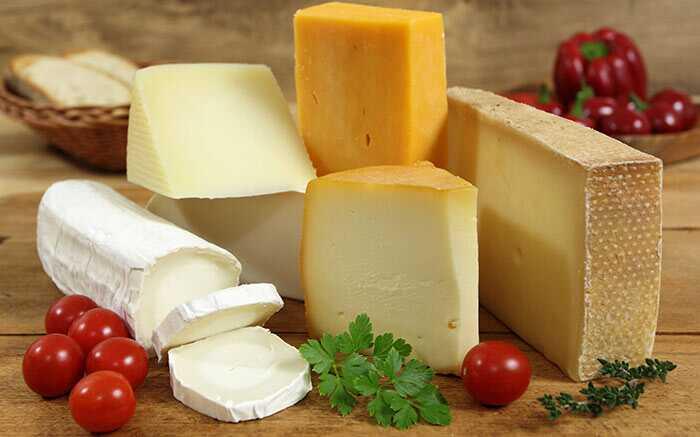 10 enorme sundhedsmæssige fordele ved blå ost