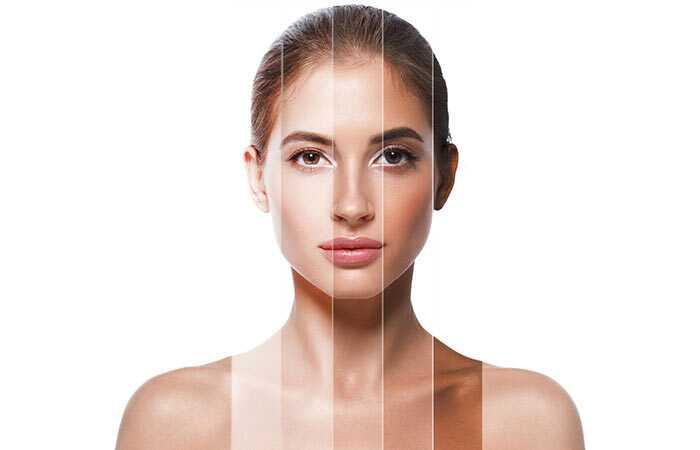 Cómo recoger los colores del cabello para la piel pálida